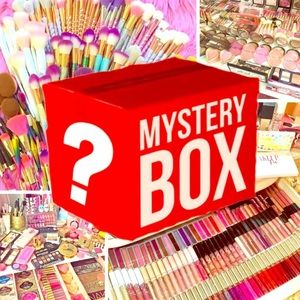 LARGE Luxury Makeup Mystery Box 8-10 Products😍